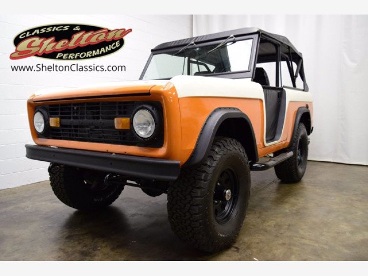 1972 Ford Bronco for sale 101490671