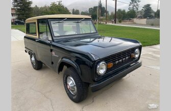 1972 Ford Bronco Sport for sale 101514070