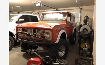 1972 Ford Bronco for sale 101522517
