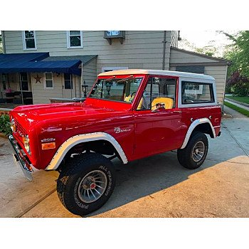 1972 Ford Bronco for sale 101524590