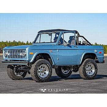 1972 Ford Bronco for sale 101526122
