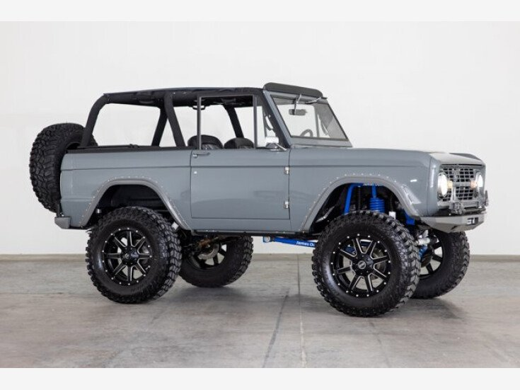 1972 Ford Bronco for sale 101551257