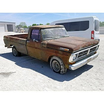 1972 Ford F100 for sale 101124570