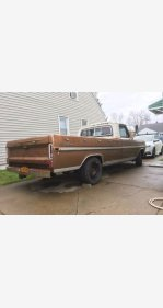 1972 Ford F100 for sale 100906827
