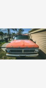 1972 Ford F100 2WD Regular Cab for sale 100965758