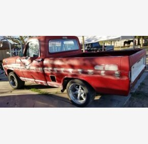 1972 Ford F100 for sale 100968488