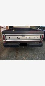 1972 Ford F100 for sale 100978588