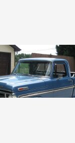 1972 Ford F100 for sale 100997075