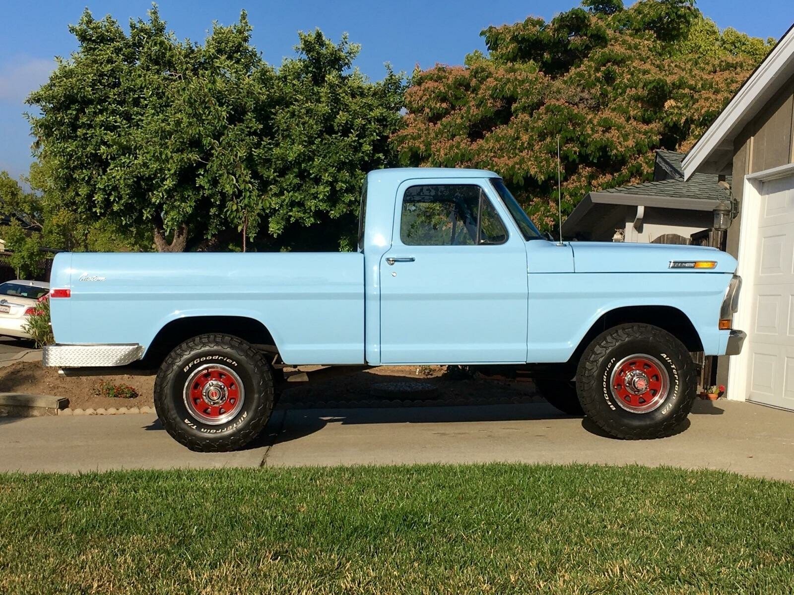 Ford F100 Classics For Sale On Autotrader 1961 Pro Street