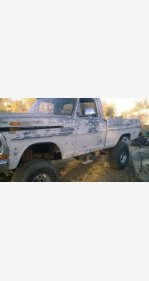 1972 Ford F100 for sale 101082636