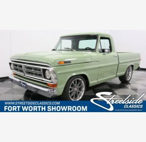 1972 Ford F100 for sale 101094944