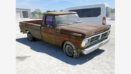 1972 Ford F100 for sale 101128200