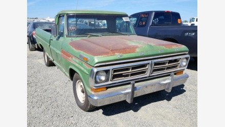 1972 Ford F100 for sale 101129152