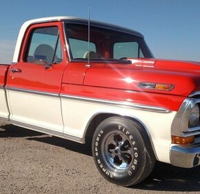 1972 Ford F100 for sale 101166725
