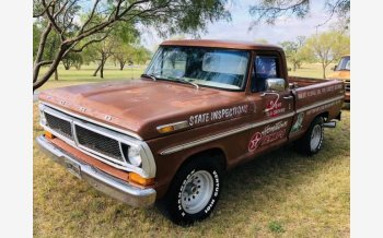 1972 Ford F100 for sale 101184844