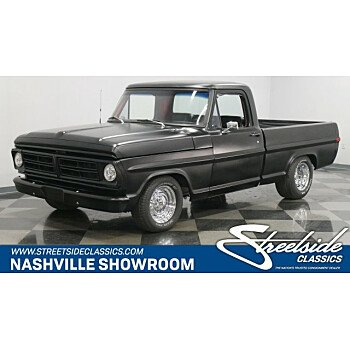 1972 Ford F100 for sale 101243299