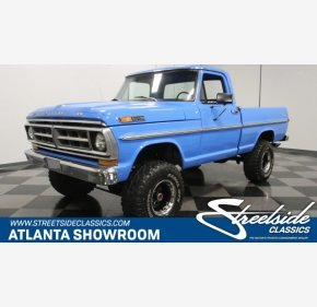 1972 Ford F100 for sale 101330728