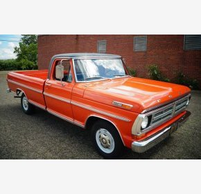1972 Ford F100 for sale 101334397