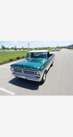 1972 Ford F100 for sale 101339218