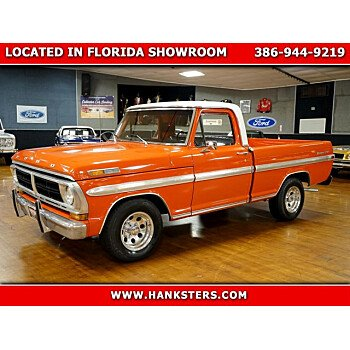 1972 Ford F100 for sale 101351540