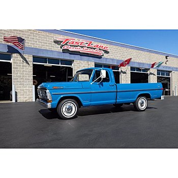 1972 Ford F100 for sale 101372446