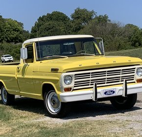 1972 Ford F100 2WD Regular Cab for sale 101375404