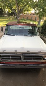 1972 Ford F100 2WD Regular Cab for sale 101381655
