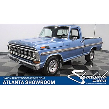 1972 Ford F100 for sale 101393360