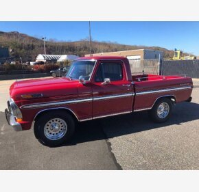 1972 Ford F100 for sale 101405717