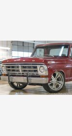 1972 Ford F100 for sale 101415017