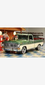 1972 Ford F100 for sale 101416062