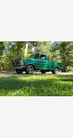1972 Ford F100 2WD Regular Cab for sale 101429477