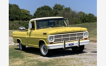 1972 Ford F100 2WD Regular Cab for sale 101432299