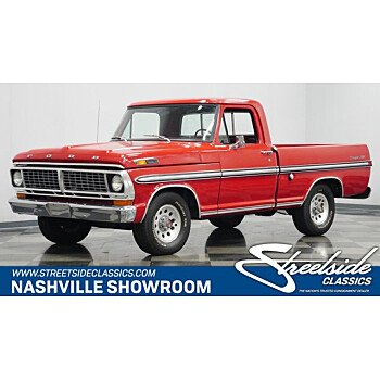 1972 Ford F100 for sale 101488604