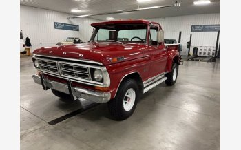 1972 Ford F100 for sale 101563401