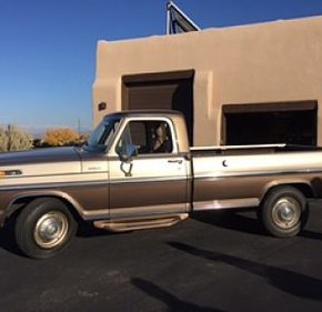 1972 Ford F250 for sale 100912076