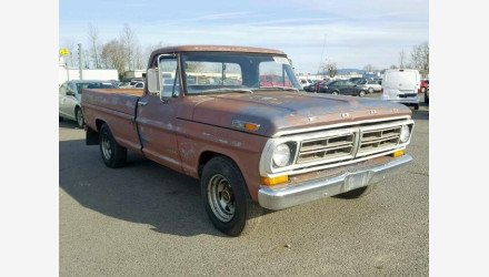 1972 Ford F250 for sale 101109220