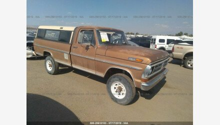 1972 Ford F250 for sale 101177319