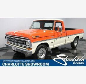 1972 Ford F250 for sale 101191209