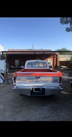 1972 Ford F250 2WD Regular Cab for sale 101192315