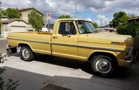 1972 Ford F250 2WD Regular Cab for sale 101210951