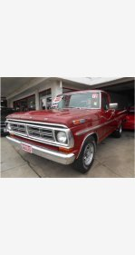 1972 Ford F250 for sale 101214137