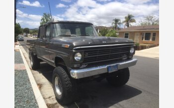 1972 Ford F250 4x4 SuperCab for sale 101219145