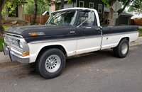 1972 Ford F250 Camper Special for sale 101229493
