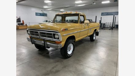 1972 Ford F250 for sale 101300997