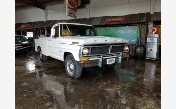 1972 Ford F250 for sale 101331085