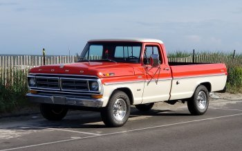 1972 Ford F250 2WD Regular Cab for sale 101343775
