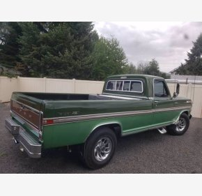 1972 Ford F250 Camper Special for sale 101373866
