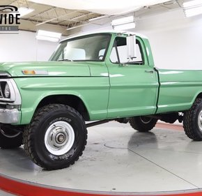 1972 Ford F250 for sale 101407445