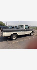 1972 Ford F250 Camper Special for sale 101411099